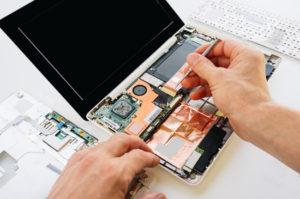 Die Reparatur eines gebrauchten Laptops lohnt sich immer öfter.