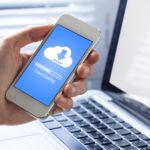 Datenübertragung vom Smartphone